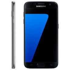 """Galaxy S7 Nero 32 GB 4G/LTE Impermeabile Display 5.1"""" Quad HD Slot Micro SD Fotocamera 12 Mpx Android Tim Italia"""