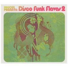 Disco Funk Flavas Vol 2 (2 Cd)