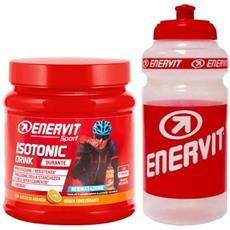 Isotonic Drink Arancia + Borraccia Integratore