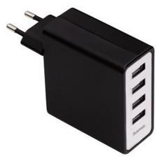 00054182 Interno Nero, Argento caricabatterie per cellulari e PDA