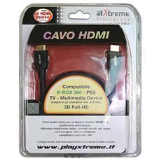 Cavo HDMI vers. 1.4 per Ps3 e Xbox 360