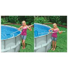 28003 Kit di pulizia Deluxe per piscine a partire da 549 cm di diametro