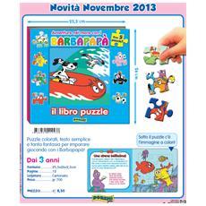 Barbapapa' - Il Libro Puzzle - Avventure Nel Mare