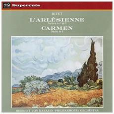Bizet - Arlesienne / Carmen Suite No. 1 - Von Karajan / philharm