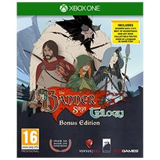505 GAMES - The Banner Saga Trilogy Edizione Bonus - Day one:...