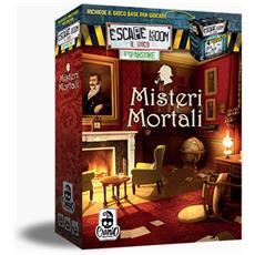 Escape Room Espansione: Misteri Mortali