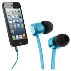 KSRIBBL Stereofonico Auricolare Blu cuffia e auricolare