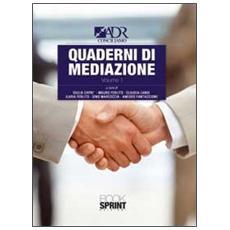 Quaderni di mediazione