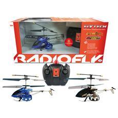Elicottero Radiocomandato Fly Tech