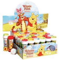 Bolle di sapone mini Winnie Pooh (Conf. 36pz) 442200