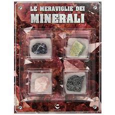 Meraviglie dei minerali. Con gadget