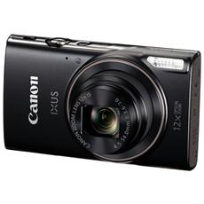 CANON - IXUS 285 HS Nero Sensore CMOS 20.2 Mpx Zoom ottico...