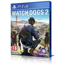UBISOFT - PS4 - Watch Dogs 2