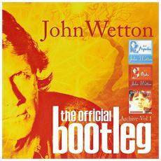 John Wetton - The Official Bootleg Archive Vol. 1 (6 Cd)