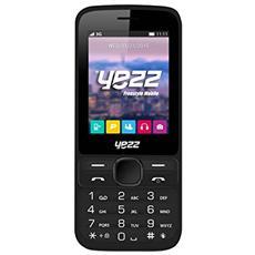 "C60 Nero Dual Sim Display 2.4"" 3G Bluetooth Fotocamera 1.3Mpx - Italia"