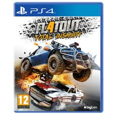 PS4 - Flatout 4 - Total Insanity