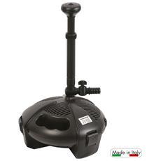 Pompa 2400 Litri / h Con Giochi E Regolatori Di Portata Serie Arancio 2400