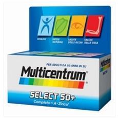 Multicentrum Select 30 Compresse Pfizer Italia Div. consum. healt