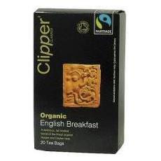 Clipper Te'english Breakfast