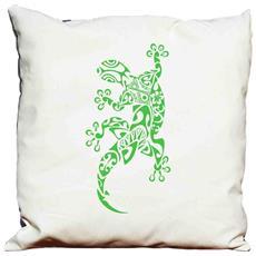 Cuscino Decorativo Lucertola 1
