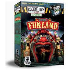 Escape Room Esp: Benvenuti a Funland
