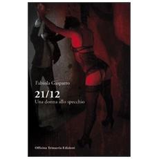 21 12 una donna allo specchio