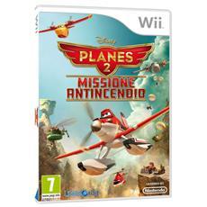 WII - Planes 2: Squadra Antincendio