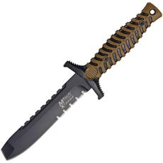 Coltello Xtreme Tactical Fixed Blade tan
