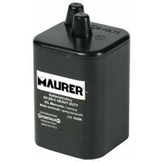 Batteria per Lampada Stradale di Segnalazione 6 V. Maurer