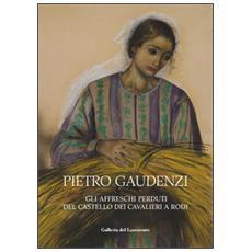 Pietro Guadenzi. Gli affreschi perduti del castello dei cavalieri a Rodi