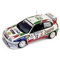 M99008 Toyota Corolla Wrc Asg Rally Finland Modellino