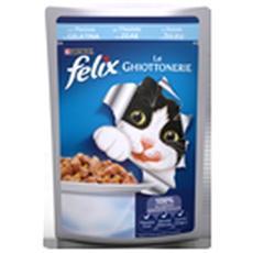 Gatto, Le Ghiottonerie Con Platessa Pouch 100gr