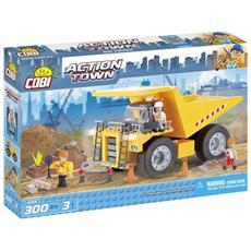 1781 Set Costruzioni Big Tipper Camion Da Cava 300 Pezzi *02622