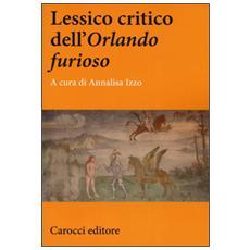 Lessico critico dell'«Orlando furioso»