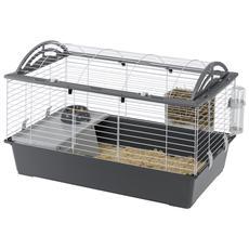 Gabbia Per Conigli E Porcellini Casita 100 Bianca