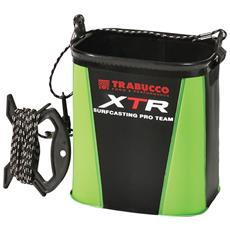 Xtr Surf Eva Drop Bucket Verde Nero Unica