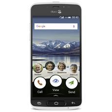 "8040 Bianco 16 GB 4G / LTE Display 5"" HD Slot Micro SD Fotocamera 8 Mpx Android Italia"