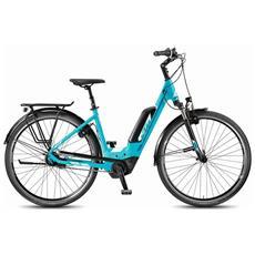 City Bike Elettrica Ktm Macina City 28 Sip5i 8v Nexus Bosch Menta
