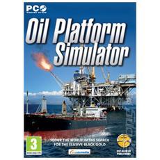 PC Oil Platform Simulator Versione UK