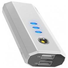 Extreme 5200 Duo, Ioni di litio, DC, USB, Bianco, Micro-USB, Universale, iPhone 5