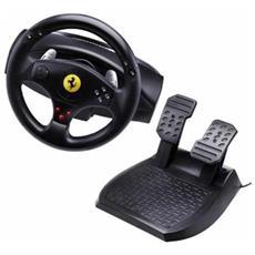 Volante + Pedali Ferrari GT Racing Wheel 3 in 1 per PS3 e PC