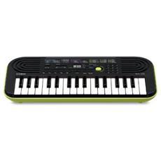 SA-46 32T Tastiera Mini Colore Nero / Verde