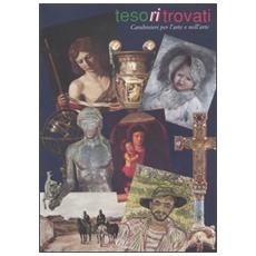 Tesoritrovati. Carabinieri per l'arte e nell'arte. Catalogo della mostra (Genova, 15 marzo-3 aprile 2004)