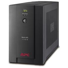 Gruppo di Continuità UPS 1400VA / 700W AVR / IEC 6 x Prese IEC (C13) / 1 x USB / 2 x RJ11