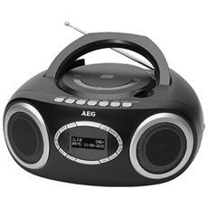 Radio Stereo Dab + Sr 4370 Nero