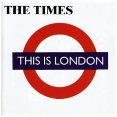 Times (The) - This Is London (2 Lp) - Disponibile dal 02/02/2018