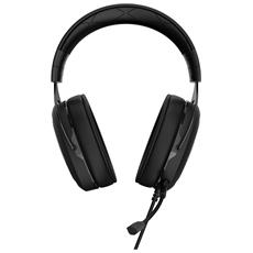 Cuffia gaming con microfono HS60 SURROUND Carbonio