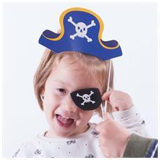 Accesori Pirata Per Foto Divertenti (confezione Da 12)