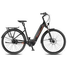 City Bike Elettrica Ktm Macina Eight 28 Ptp5i 8v Shimano Nexus Rapidfire Bosch Nero