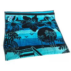 Asciugamano Telo Mare 100% Cotone Galapagos 95x175cm 6220491950187